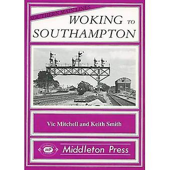 Woking to Southampton (Southern Main Line)