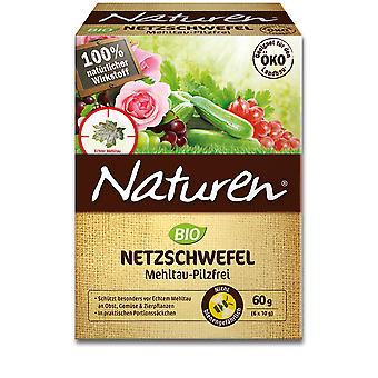 SUBSTRAL® Natural® ORGANIC net sulfur Mildew mushroom-free, 60 g