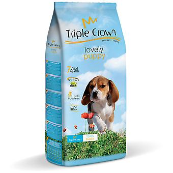 Triple Crown Lovely Puppy 3kg (Dogs , Dog Food , Dry Food)