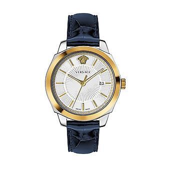 Versace Wristwatch Men's Icon Classic Quartz Date VEV900219