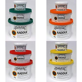 Agrimark Sheep Colouring Raddle Powder