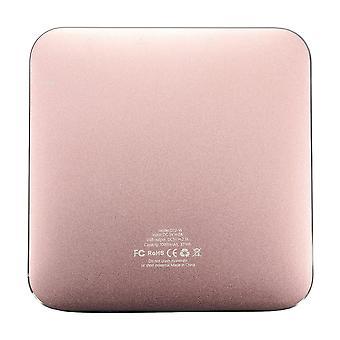 Bakeey Qi wireless Ladegerät Power Bank 10000mah dual usb 2.1a Schnellladung mit Kabel