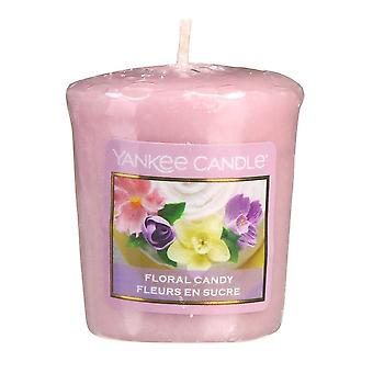 Yankee Candle Classic Votive Floral Candy