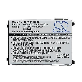 Battery for Unitech 4006-0319 1400-202501G 201709 HT630 HT650 PT630 PT630D PT650