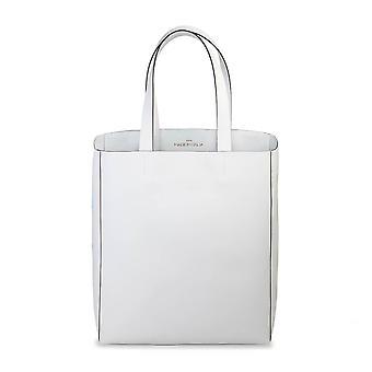Made in Italia Original Women Spring/Summer Shopping Bag - White Color 28648