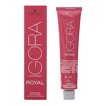 Permanent Dye Igora Royal Schwarzkopf/7-12 - 60 ml