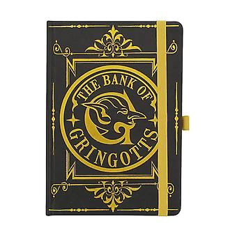 Harry Potter, notebook A5-Gringotts