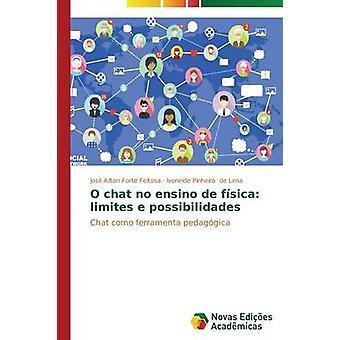 O chat no ensino de fsica limites e possibilidades by Forte Feitosa Jos Ailton