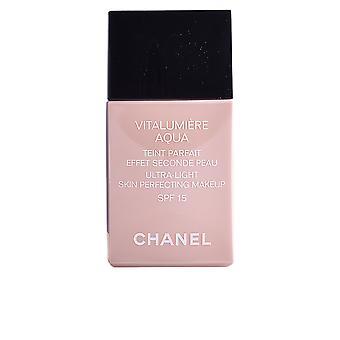Chanel Vitalumière Aqua Teint Parfait #22-beige Rose 30 Ml naisten