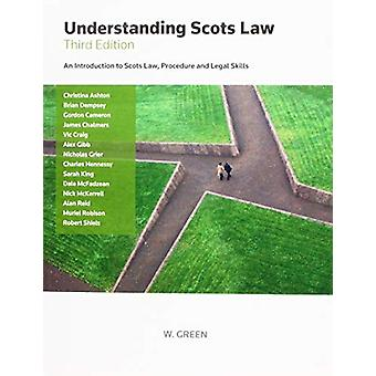 Understanding Scots Law by Various - 9780414064546 Book