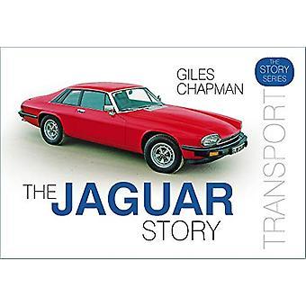 The Jaguar Story by Giles Chapman - 9780750989244 Book