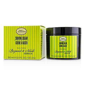 Shaving cream bergamot & neroli essential oil 231036 150ml/5oz