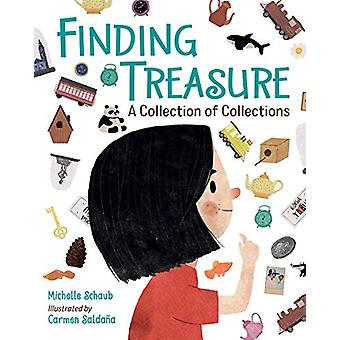 Finding Treasure - A Collection of Collections by Michelle Schaub - 97