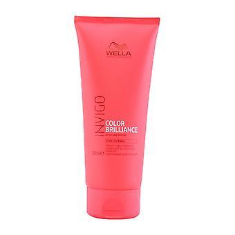 Farbschutz Conditioner Invigo Wella (200 ml)