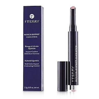 By Terry Rouge Expert Click Stick Hybrid Lipstick - # 4 Rose-Ease 1.5g/0.05oz