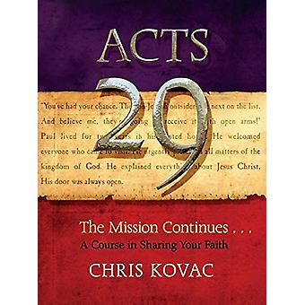 Acts 29 by Chris Kovac - 9781600063121 Book