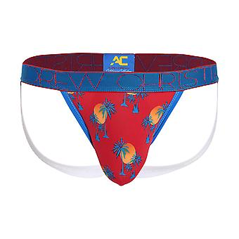 Andrew Christian California Collection Laguna Palms Jock  | Heren Ondergoed | Heren Jockstrap