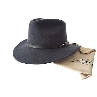 Jacaru 1849 wool traveller hat