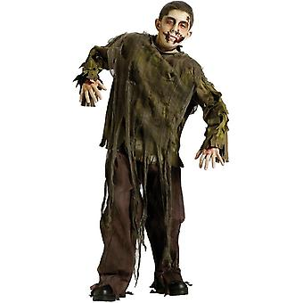 Creepy Zombie Child Costume