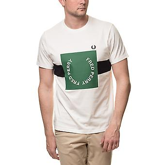 Fred Perry Men's Bold Graphic T-Shirt