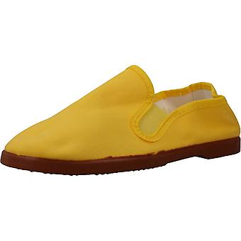 Victoria Zapatillas 108019  Color Amarillo