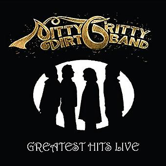 Nitty Gritty Dirt Band - Greatest Hits Live [CD] USA import