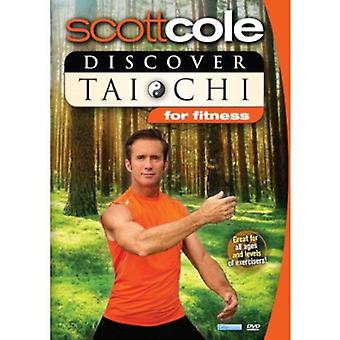 Scott Cole: Discover Tai Chi for Fitness [DVD] USA import