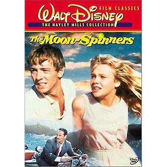 Moon-Spinners [DVD] USA import