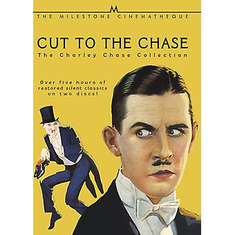 Cut to the Chase: The Charley Chase Comedy Collect [DVD] USA import