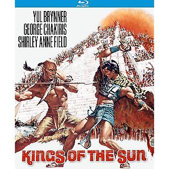 Koningen van de zon (1963) [BLU-RAY] USA importeren