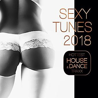 Various Artist - Sexy Tunes 2018: Hottest House & Dance Traxx / Var [CD] USA import