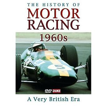 History of Motor Racing in 1960s [DVD] USA import