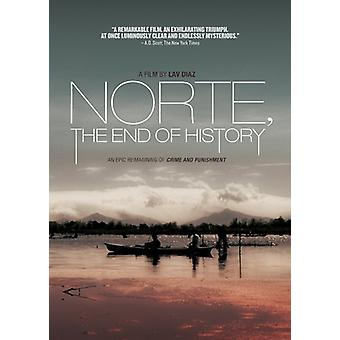 Norte the End of History [DVD] USA import