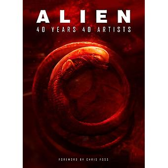 Alien 40 Years 40 Artists by Various