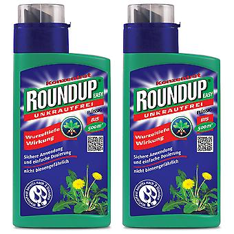 Sparset: 2 x ROUNDUP® Easy, 500 ml