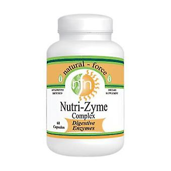 Nutri-Zyme Complex Digestive Enzymes 60 capsules