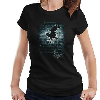 Alchemy Nevermore naisten ' s T-paita