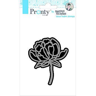 Pronty Crafts Flower 1 Laser Foam Stamp