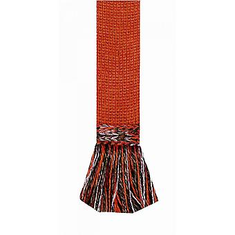 House of Cheviot Garter Ties Garter Ties ~ Burnt Orange