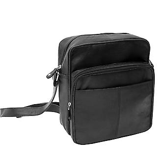 Primehide Ranger Upcycled Leather Crossbody Schoudertas - Tablet Tas - 1454