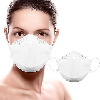 Kn95 breathable 4-layer self-priming filter dustproof 3d face mask