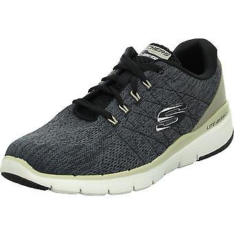 סקשרס סטלי 52957BLK אוניברסלי כל השנה גברים נעליים