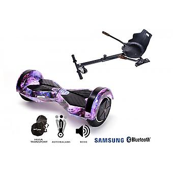 Package Hoverboard Transformers Galaxy + Hoverseat