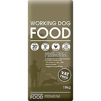 Vital Pet Working Dog Food - Premium - 15kg