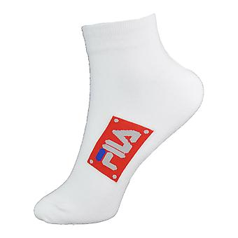Men's Fila Casual Cotton Ankle Trainer Socks 6-11 UK