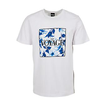 CAYLER & SONS Men's T-Shirt WL Bon Voyage Japanese Flowers