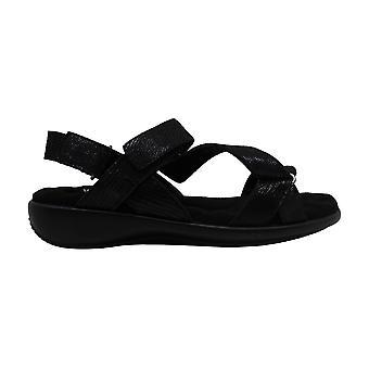 Walking wiegen dames scoren open teen casual sport sandalen