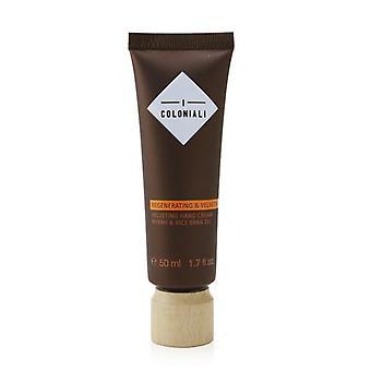 I Coloniali Regenerating & Velveting - Velveting Hand Cream 50ml/1.7oz