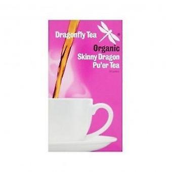 Dragonfly Tea - Organic Pu'er