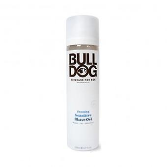 Bulldog - Foaming Sensitive Shave Gel 200ml
